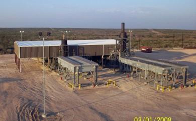 Industrial Metal Building