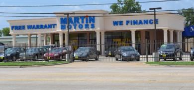 Martin Motors Commercial Metal Building