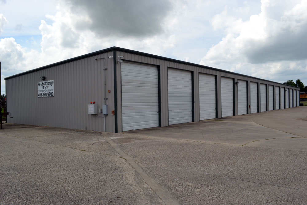 Metal Building Services, Inc » RV and Boat Storage Metal Building