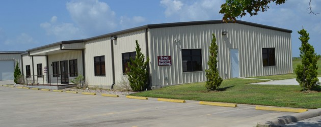 Scout Ministry Metal Building